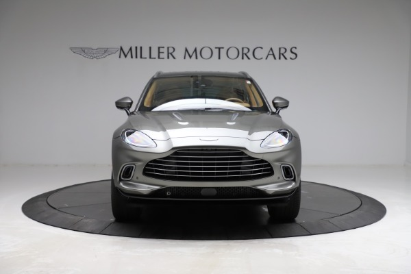 New 2021 Aston Martin DBX for sale $211,486 at Pagani of Greenwich in Greenwich CT 06830 11