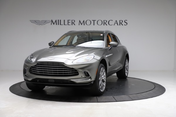 New 2021 Aston Martin DBX for sale $211,486 at Pagani of Greenwich in Greenwich CT 06830 12