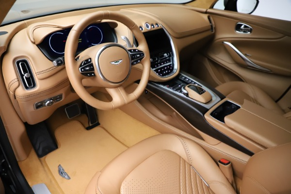 New 2021 Aston Martin DBX for sale $211,486 at Pagani of Greenwich in Greenwich CT 06830 13