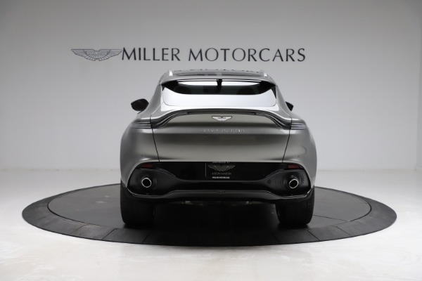 New 2021 Aston Martin DBX for sale $211,486 at Pagani of Greenwich in Greenwich CT 06830 5
