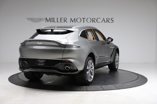 New 2021 Aston Martin DBX for sale $211,486 at Pagani of Greenwich in Greenwich CT 06830 6
