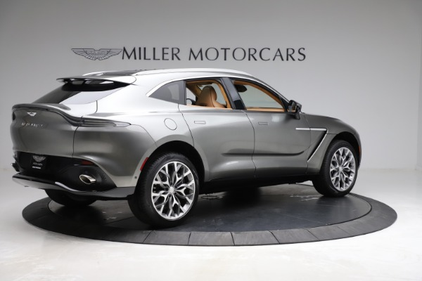 New 2021 Aston Martin DBX for sale $211,486 at Pagani of Greenwich in Greenwich CT 06830 7