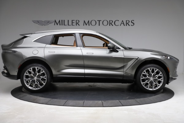 New 2021 Aston Martin DBX for sale $211,486 at Pagani of Greenwich in Greenwich CT 06830 8