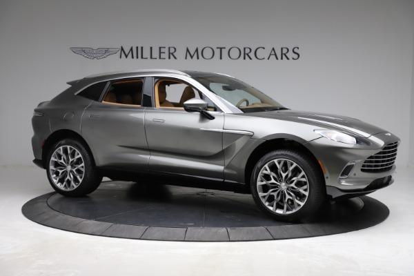 New 2021 Aston Martin DBX for sale $211,486 at Pagani of Greenwich in Greenwich CT 06830 9