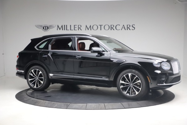 New 2021 Bentley Bentayga Hybrid for sale Call for price at Pagani of Greenwich in Greenwich CT 06830 9