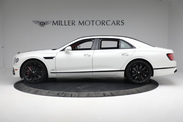New 2021 Bentley Flying Spur W12 First Edition for sale Call for price at Pagani of Greenwich in Greenwich CT 06830 3