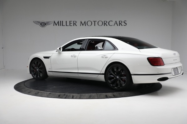 New 2021 Bentley Flying Spur W12 First Edition for sale Call for price at Pagani of Greenwich in Greenwich CT 06830 4
