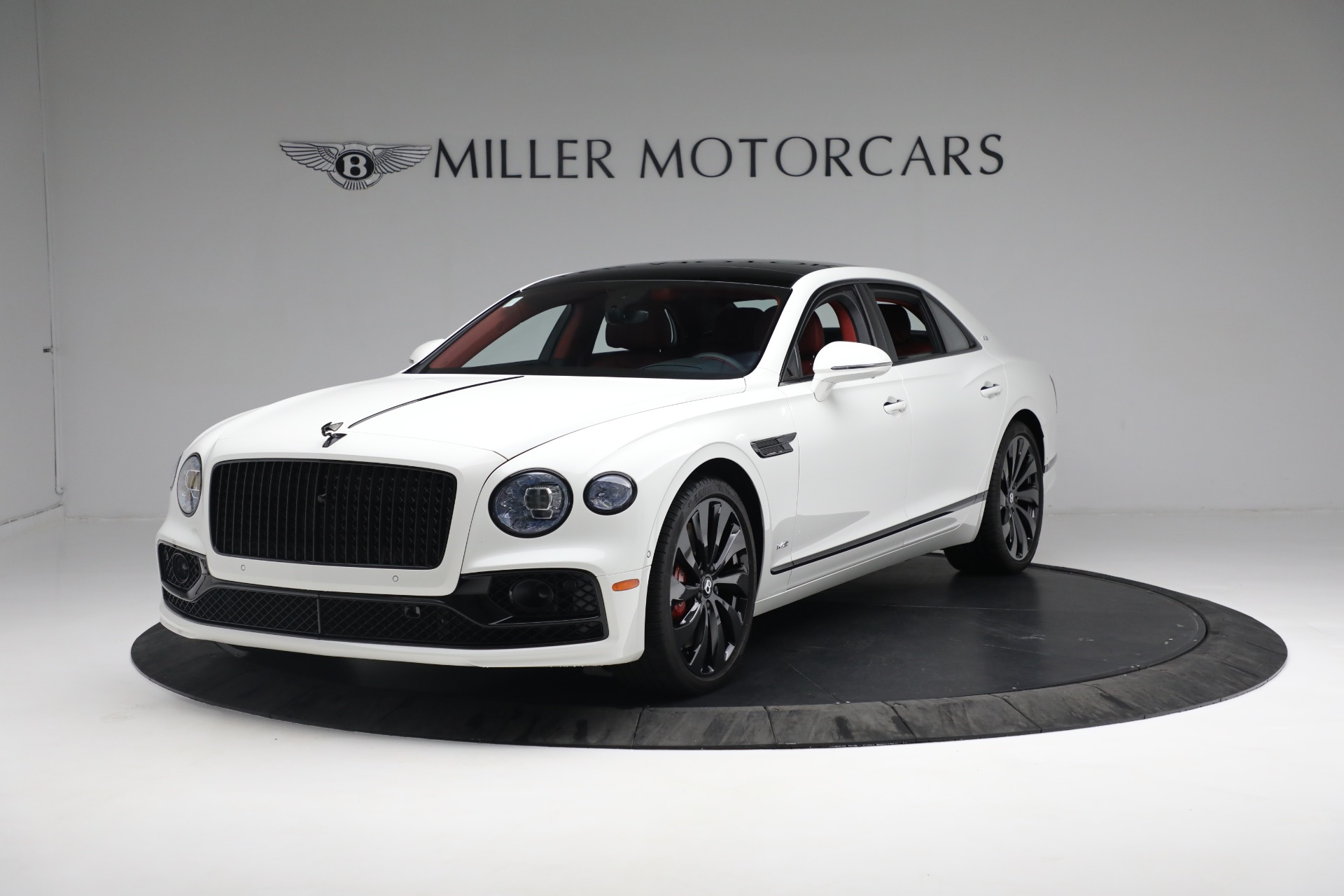 New 2021 Bentley Flying Spur W12 First Edition for sale Call for price at Pagani of Greenwich in Greenwich CT 06830 1