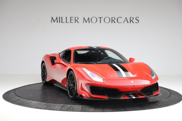 Used 2020 Ferrari 488 Pista for sale $469,900 at Pagani of Greenwich in Greenwich CT 06830 10