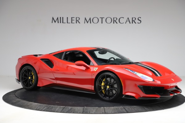 Used 2020 Ferrari 488 Pista for sale $469,900 at Pagani of Greenwich in Greenwich CT 06830 11