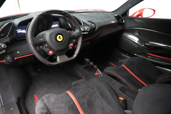 Used 2020 Ferrari 488 Pista for sale $469,900 at Pagani of Greenwich in Greenwich CT 06830 13