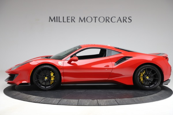 Used 2020 Ferrari 488 Pista for sale $469,900 at Pagani of Greenwich in Greenwich CT 06830 3
