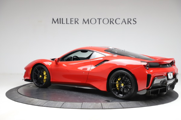 Used 2020 Ferrari 488 Pista for sale $469,900 at Pagani of Greenwich in Greenwich CT 06830 4