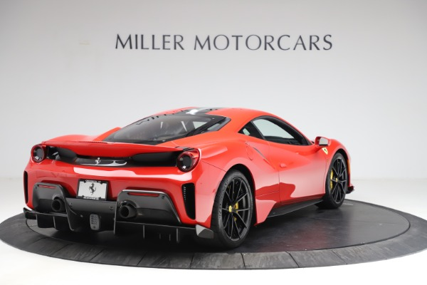 Used 2020 Ferrari 488 Pista for sale $469,900 at Pagani of Greenwich in Greenwich CT 06830 7