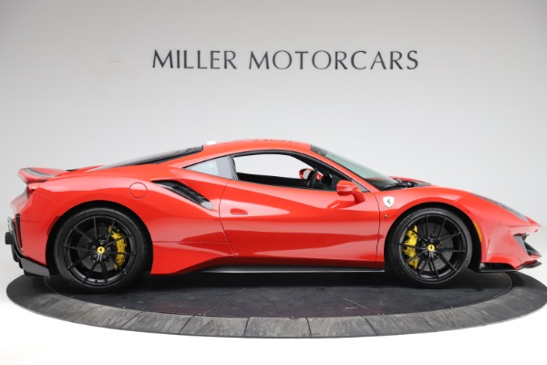 Used 2020 Ferrari 488 Pista for sale $469,900 at Pagani of Greenwich in Greenwich CT 06830 9