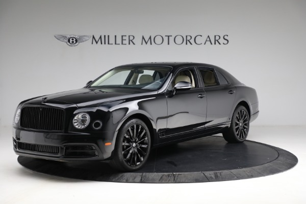 Used 2017 Bentley Mulsanne for sale $214,900 at Pagani of Greenwich in Greenwich CT 06830 2