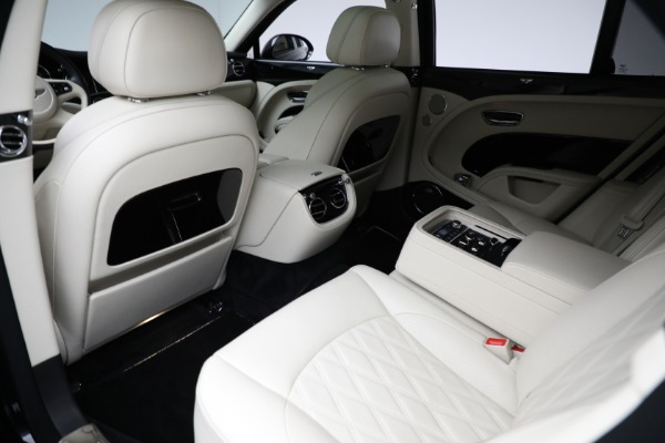Used 2017 Bentley Mulsanne for sale $214,900 at Pagani of Greenwich in Greenwich CT 06830 21