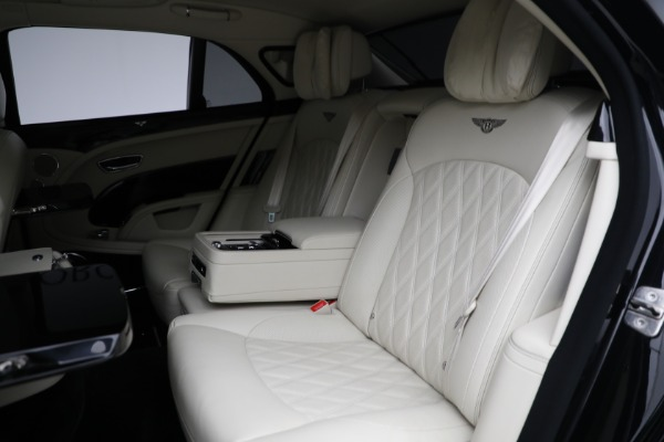 Used 2017 Bentley Mulsanne for sale $214,900 at Pagani of Greenwich in Greenwich CT 06830 22