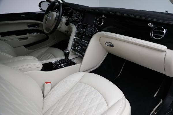 Used 2017 Bentley Mulsanne for sale $214,900 at Pagani of Greenwich in Greenwich CT 06830 25