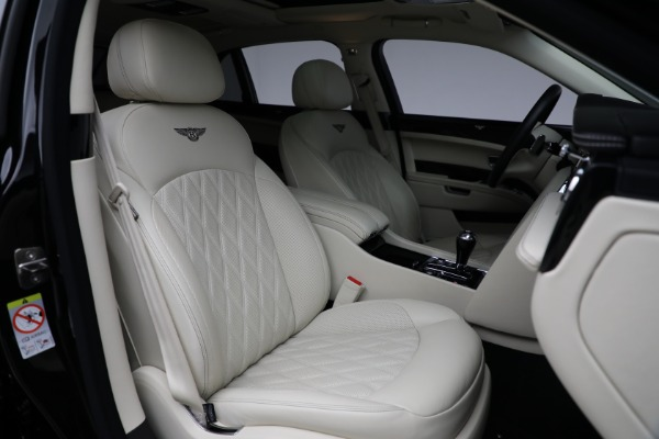 Used 2017 Bentley Mulsanne for sale $214,900 at Pagani of Greenwich in Greenwich CT 06830 27