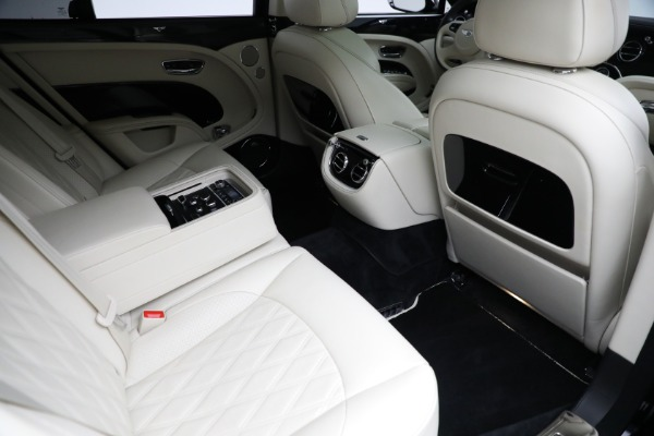 Used 2017 Bentley Mulsanne for sale $214,900 at Pagani of Greenwich in Greenwich CT 06830 28