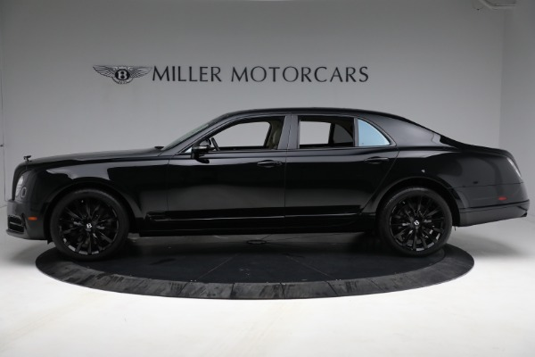Used 2017 Bentley Mulsanne for sale $214,900 at Pagani of Greenwich in Greenwich CT 06830 3