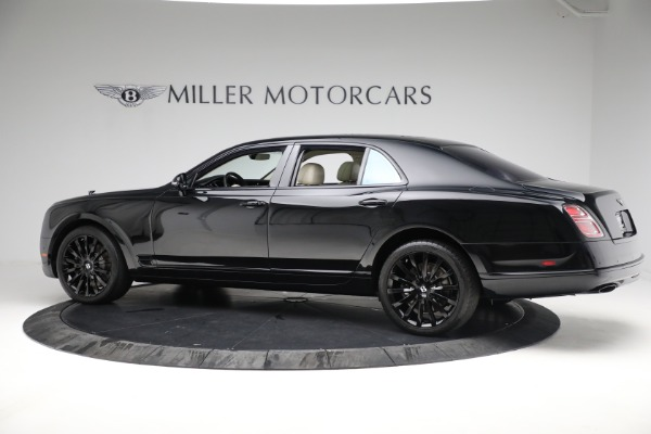 Used 2017 Bentley Mulsanne for sale $214,900 at Pagani of Greenwich in Greenwich CT 06830 4