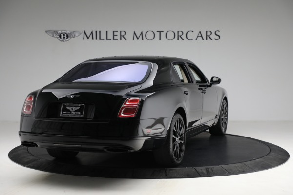 Used 2017 Bentley Mulsanne for sale $214,900 at Pagani of Greenwich in Greenwich CT 06830 7
