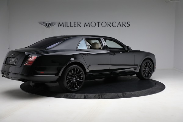 Used 2017 Bentley Mulsanne for sale $214,900 at Pagani of Greenwich in Greenwich CT 06830 8