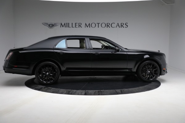 Used 2017 Bentley Mulsanne for sale $214,900 at Pagani of Greenwich in Greenwich CT 06830 9