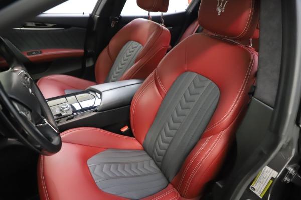Used 2018 Maserati Ghibli SQ4 GranLusso for sale $55,900 at Pagani of Greenwich in Greenwich CT 06830 10