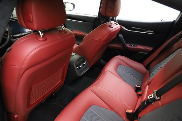 Used 2018 Maserati Ghibli SQ4 GranLusso for sale $55,900 at Pagani of Greenwich in Greenwich CT 06830 13