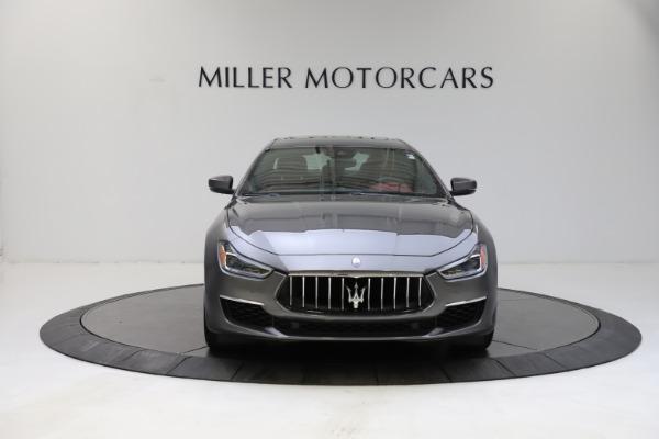 Used 2018 Maserati Ghibli SQ4 GranLusso for sale $55,900 at Pagani of Greenwich in Greenwich CT 06830 7
