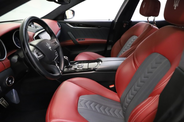Used 2018 Maserati Ghibli SQ4 GranLusso for sale $55,900 at Pagani of Greenwich in Greenwich CT 06830 9
