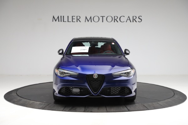 New 2021 Alfa Romeo Giulia Ti Sport for sale $54,050 at Pagani of Greenwich in Greenwich CT 06830 14