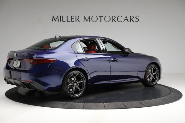 New 2021 Alfa Romeo Giulia Ti Sport for sale $54,050 at Pagani of Greenwich in Greenwich CT 06830 9