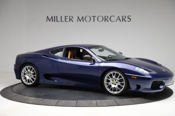 Used 2004 Ferrari 360 Challenge Stradale for sale $329,900 at Pagani of Greenwich in Greenwich CT 06830 10