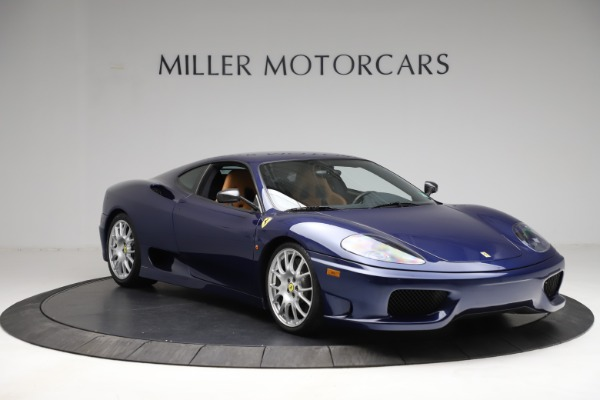 Used 2004 Ferrari 360 Challenge Stradale for sale $329,900 at Pagani of Greenwich in Greenwich CT 06830 11