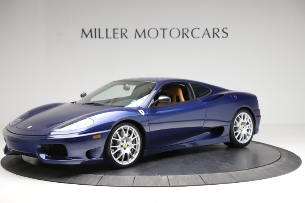 Used 2004 Ferrari 360 Challenge Stradale for sale $329,900 at Pagani of Greenwich in Greenwich CT 06830 2