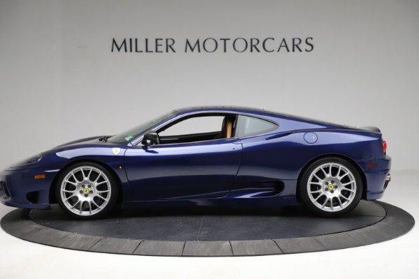 Used 2004 Ferrari 360 Challenge Stradale for sale $329,900 at Pagani of Greenwich in Greenwich CT 06830 3