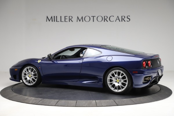 Used 2004 Ferrari 360 Challenge Stradale for sale $329,900 at Pagani of Greenwich in Greenwich CT 06830 4