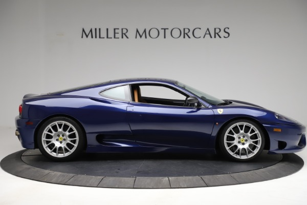 Used 2004 Ferrari 360 Challenge Stradale for sale $329,900 at Pagani of Greenwich in Greenwich CT 06830 9
