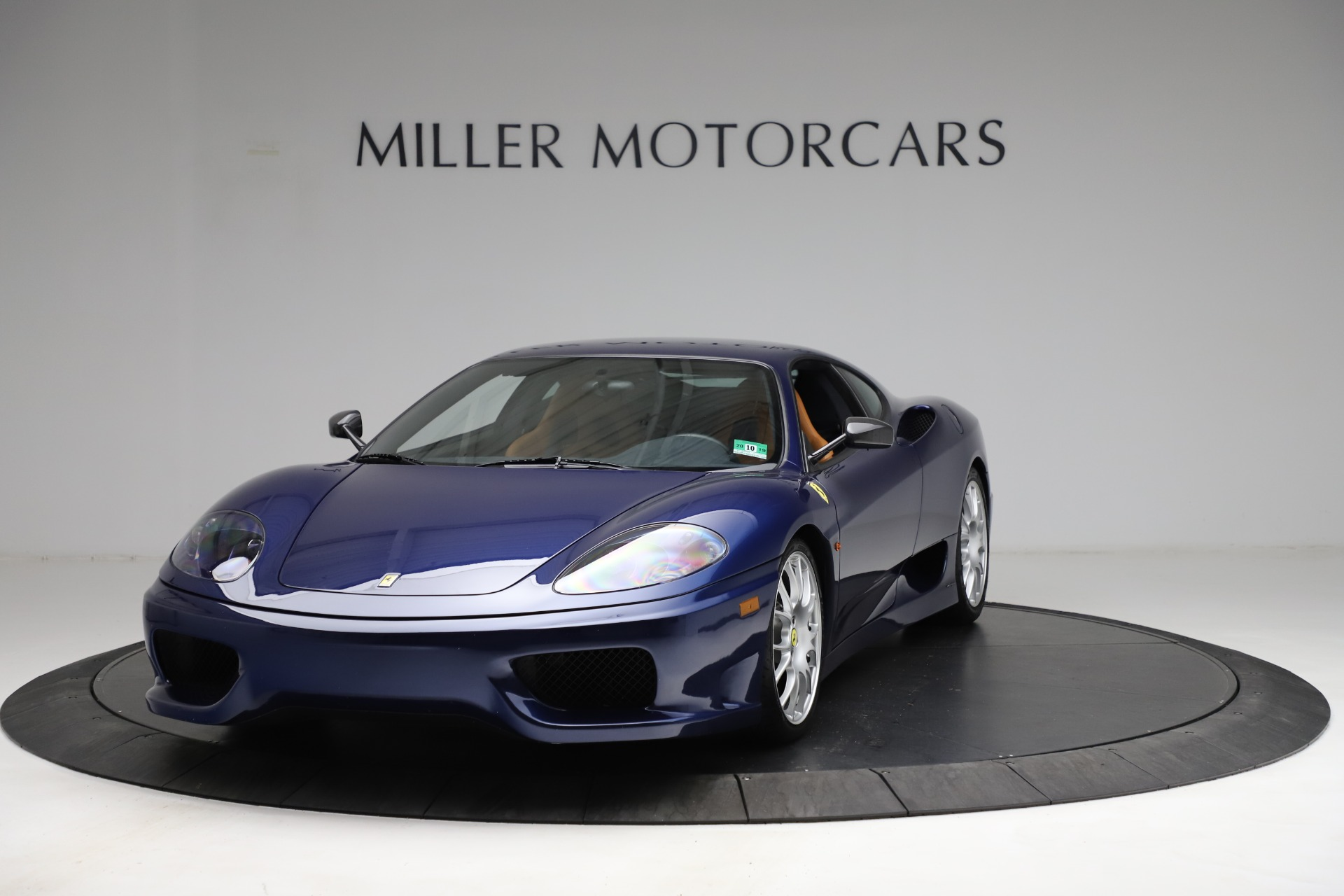 Used 2004 Ferrari 360 Challenge Stradale for sale $329,900 at Pagani of Greenwich in Greenwich CT 06830 1