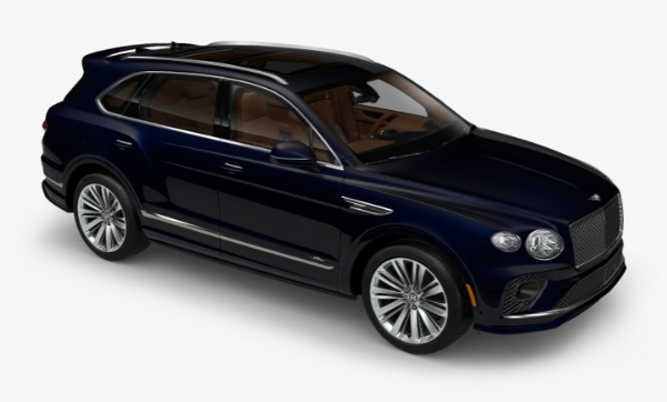 New 2021 Bentley Bentayga Speed for sale Call for price at Pagani of Greenwich in Greenwich CT 06830 5
