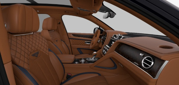 New 2021 Bentley Bentayga Speed for sale Call for price at Pagani of Greenwich in Greenwich CT 06830 7