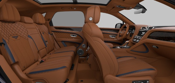 New 2021 Bentley Bentayga Speed for sale Call for price at Pagani of Greenwich in Greenwich CT 06830 9