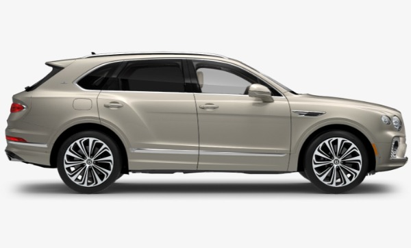 New 2021 Bentley Bentayga V8 First Editon for sale Call for price at Pagani of Greenwich in Greenwich CT 06830 2