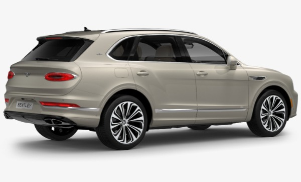 New 2021 Bentley Bentayga V8 First Editon for sale Call for price at Pagani of Greenwich in Greenwich CT 06830 3