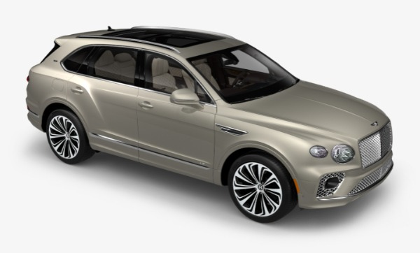 New 2021 Bentley Bentayga V8 First Editon for sale Call for price at Pagani of Greenwich in Greenwich CT 06830 5