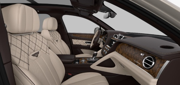 New 2021 Bentley Bentayga V8 First Editon for sale Call for price at Pagani of Greenwich in Greenwich CT 06830 7